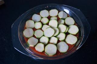 Como preparar calabacín gratinado