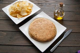 Tortilla de patata rápida