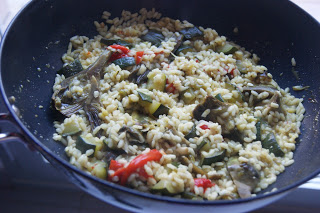 arroz meloso