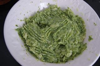 pure de brocoli