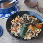 Cuscús marroquí de verduras