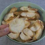 Chips de yuca al horno