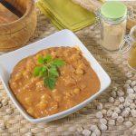Curry de garbanzos