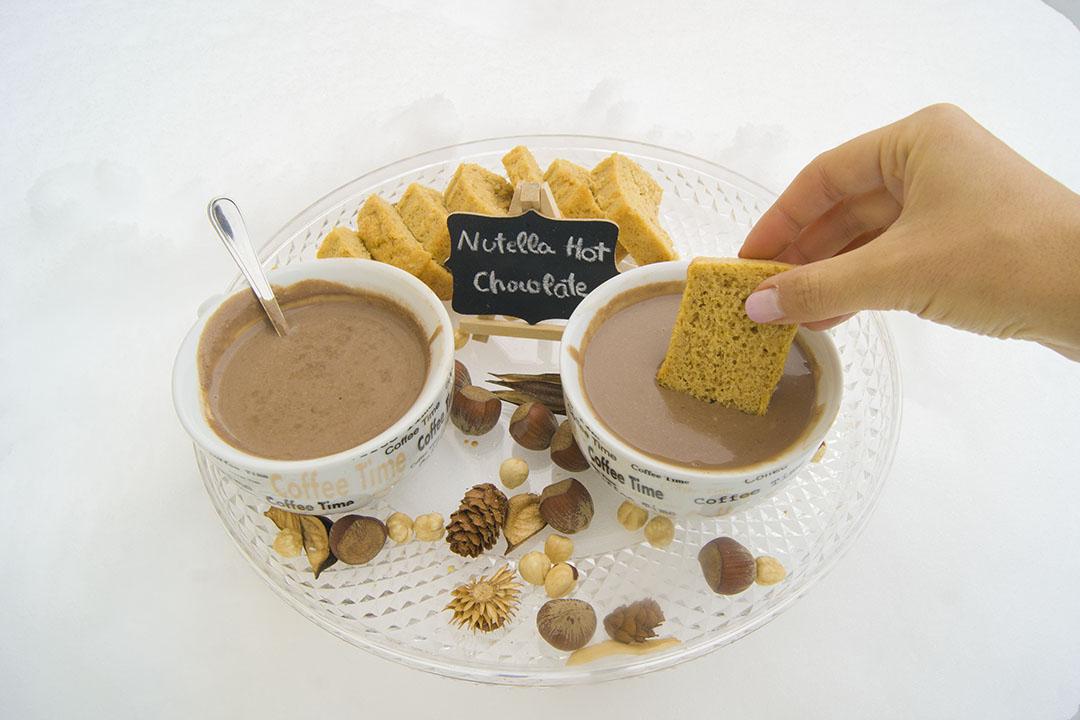 chocolate a la taza saludable