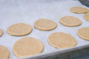 galletas de mantequilla saludables