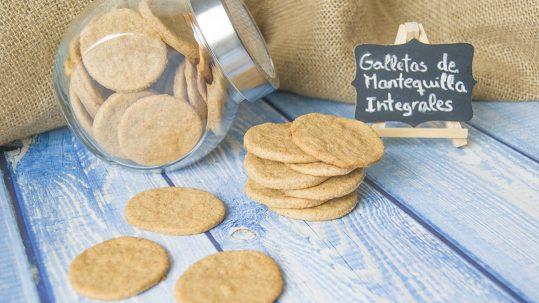 galletas realfood de mantequilla
